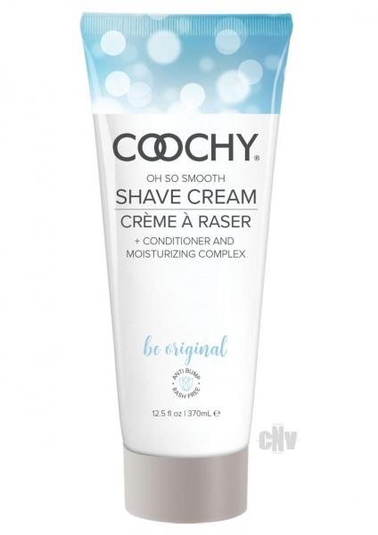 Coochy Shave Cream Be Original 12.5oz