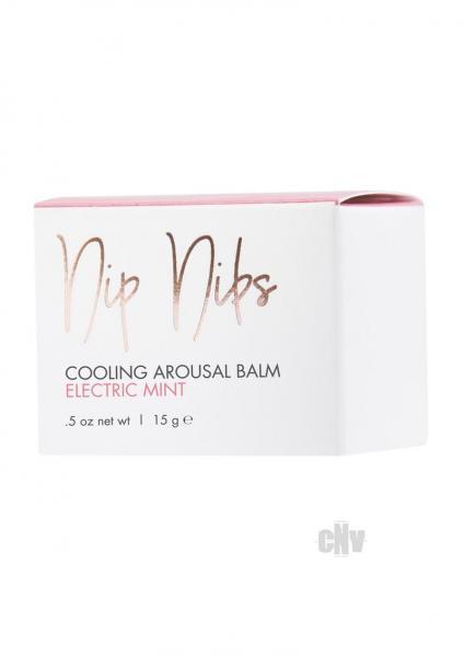 CG Nip Nibs Cooling Arousal Balm Electric Mint .5oz