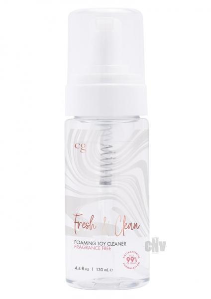CG Fresh & Clean Foaming Toy Cleaner Fragrance Free 4.4 fl oz