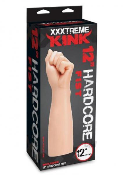 XXXtreme Kink Hardcore Fist 12 inches Beige