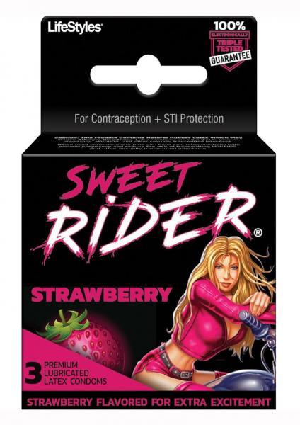 Sweet Rider Strawberry 3`s
