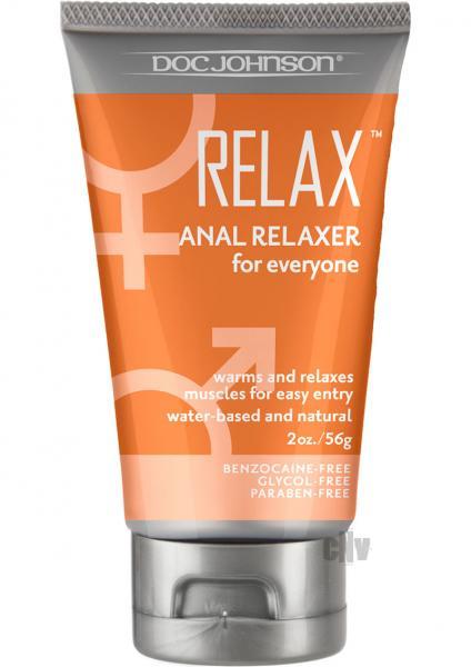 Relax Anal Relaxer Bulk