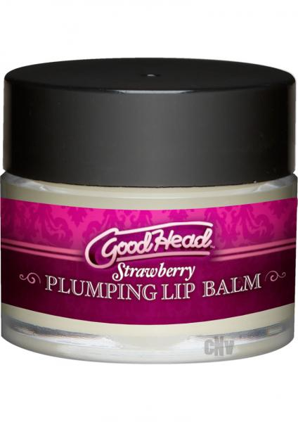 Goodhead Plumping Lip Balm Strawberry .25oz