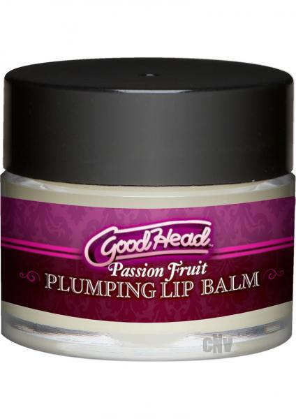 Goodhead Plumping Lip Balm Passion Fruit .25oz