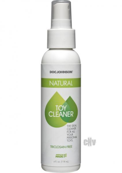 Doc Johnson Natural Toy Cleaner 4oz