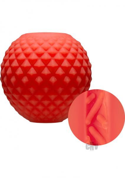 Powerball Zig Zag Orange Masturbator