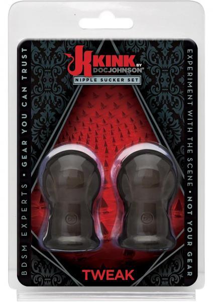 Kink Tweak Nipple Sucker Set