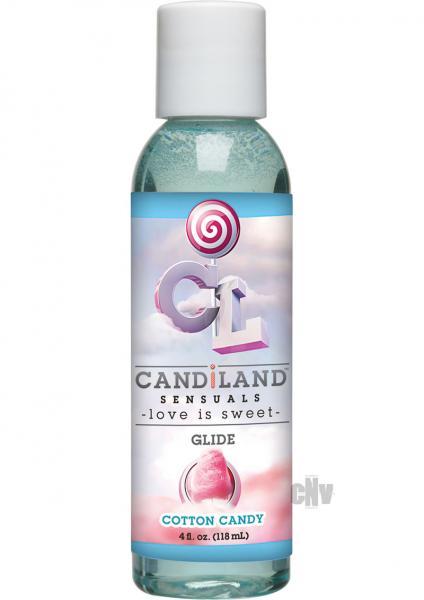 Candiland Glide Cotton Candy 4oz