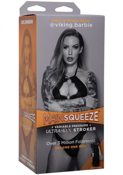 Main Squeeze Viking Barbie Pussy Vanilla
