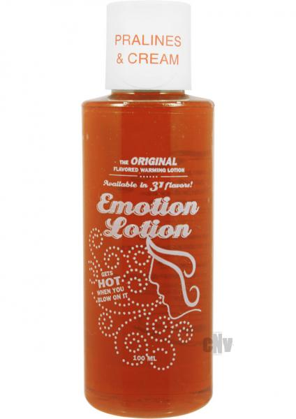 Emotion Lotion Pralines And Cream 3.38oz