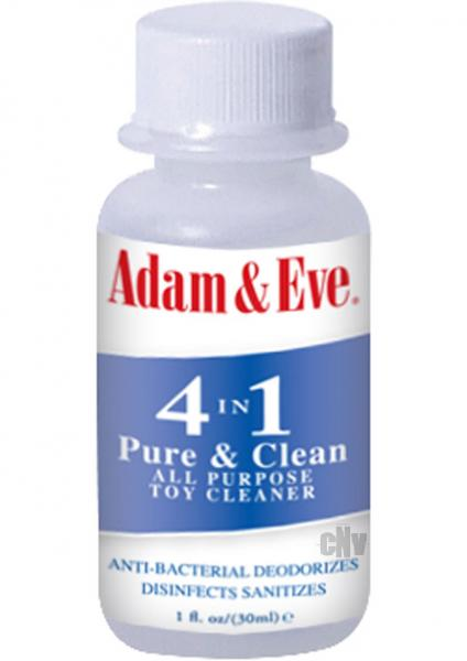Adam & Eve Toy Cleaner 1 fluid ounce