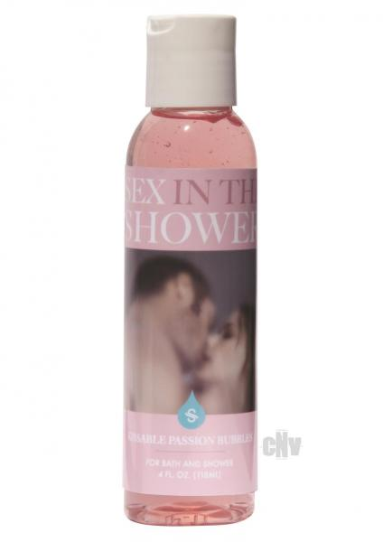 Sex In The Shower Kissable Passion Bubbles 4oz