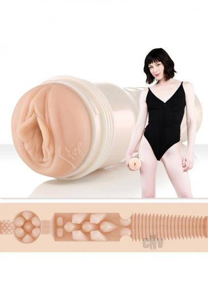 Fleshlight Girls Stoya Destroya Vagina Beige Stroker