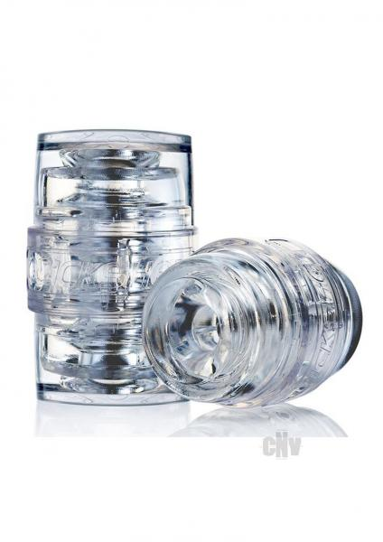 Fleshlight Quickshot Pulse Clear Stroker