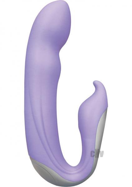 Velvet Plush 7X Zuma Purple Vibrator