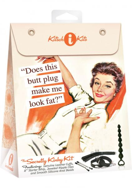 Kitsch Kits Secretly Kinky Kit