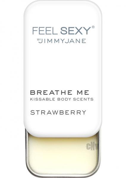 Feel Sexy Breathe Me Body Scents Strawberry