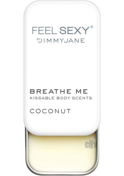 Feel Sexy Breathe Me Body Scents Coconut