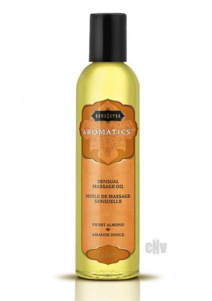 Kama Sutra Aromatics Massage Oil Sweet Almond 2oz