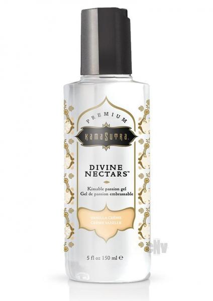 Kama Sutra Divine Nectars Vanilla Creme 5oz