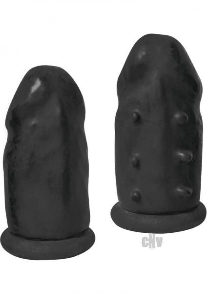Ram Extension Condoms Black