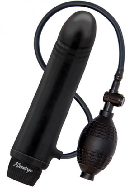 Mack Tuff Inflatable Black Magic Vibrator