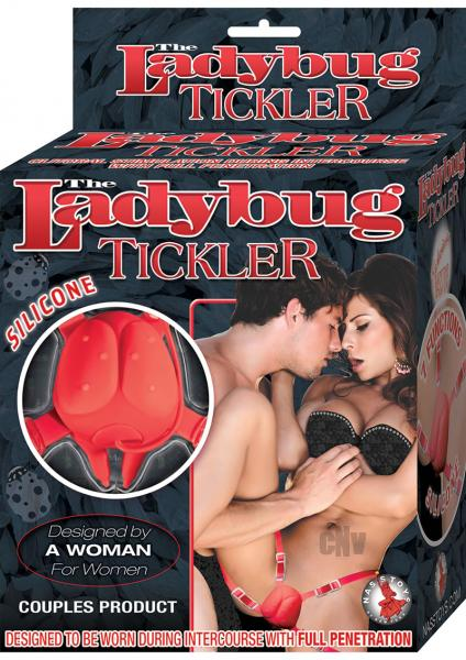 The Ladybug Tickler Red