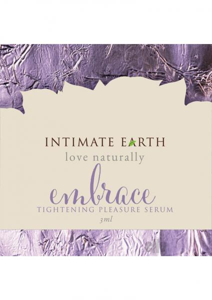 Intimate Earth Embrace Tightening Gel .1oz Foil