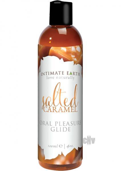 Salted Caramel Flavored Glide 4oz