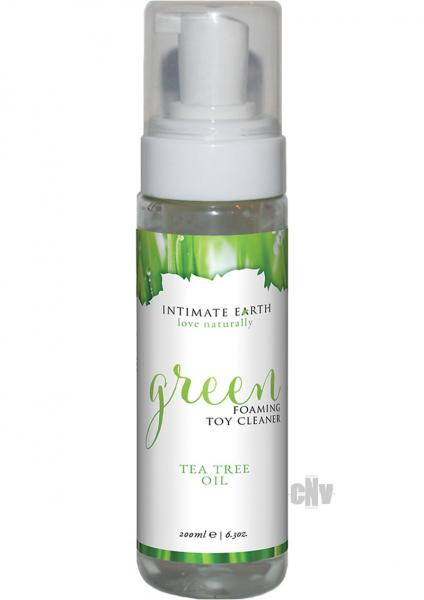 Intimate Earth Green Tea Tree Toy Cleaner 6.7oz