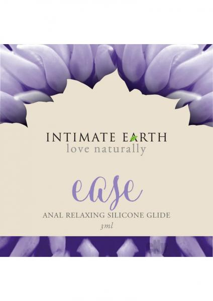 Intimate Earth Soothe Ease Relaxing Anal Silicone Lubricant  .10oz