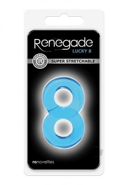 Renegade Lucky 8 Blue
