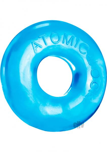 Do-Nut 2 Cock Ring Large Ice Blue