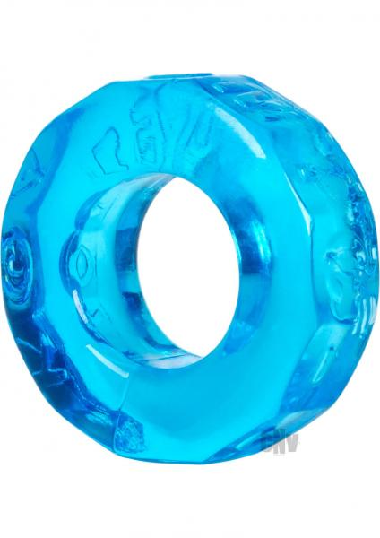 Atomic Jock Sprocket Cock Ring Ice Blue