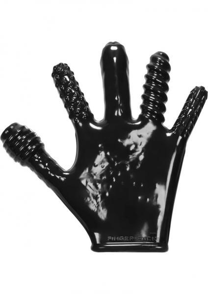 Finger F*ck Glove Black