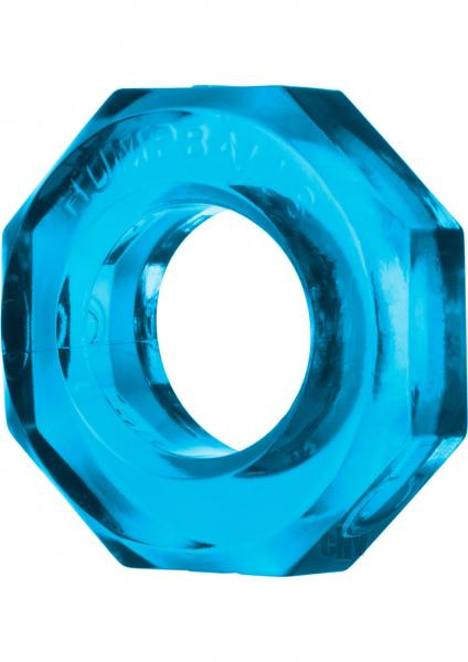 Hump Balls Cock Ring Ice Blue