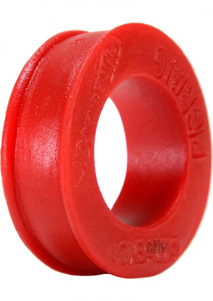 Pig Ring Cock Ring Red