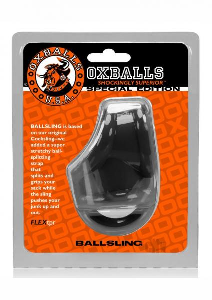 Ballsling  Ball-split Black