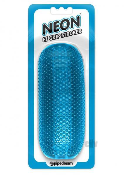 Neon Luv Touch EZ Grip Stroker Blue