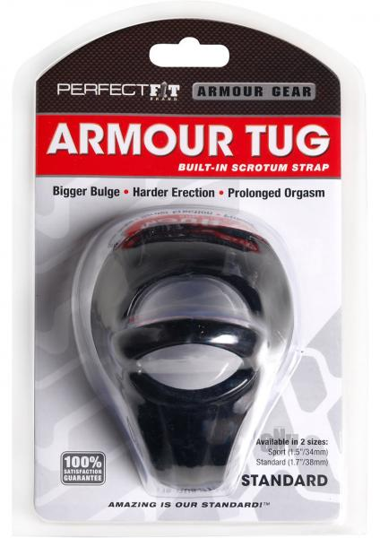 Armour Tug Standard Black 1.7 inches