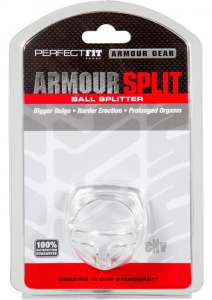 Armour Split Clear Ball Splitter