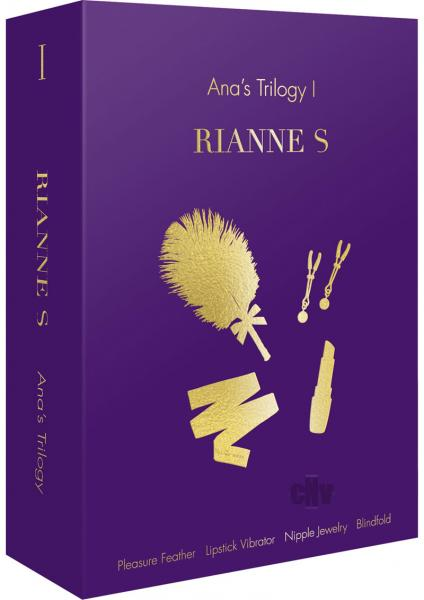 Rianne S Ana's Trilogy Set 1