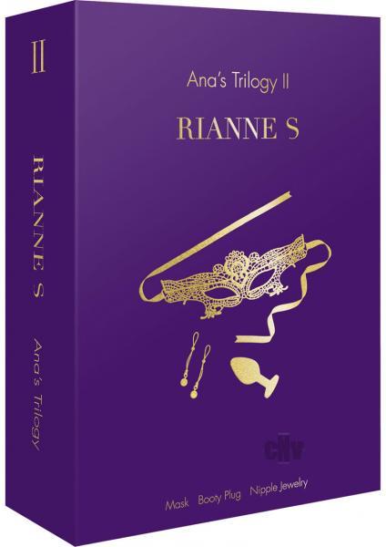 Rianne S Ana's Trilogy Set 2
