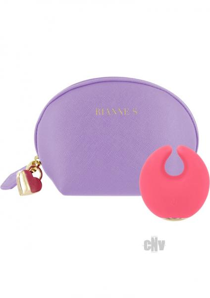 Rianne S Moon Coral Rose Clitoral Massager