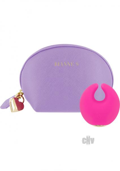Rianne S Moon French Rose Clitoral Massager