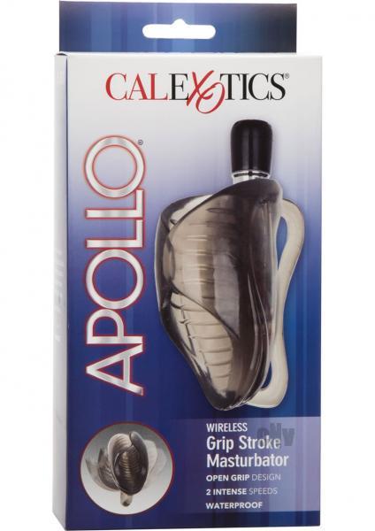 Apollo Wireless Grip Stroke Masturbator