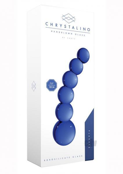 Chrystalino Planets Blue Glass Probe