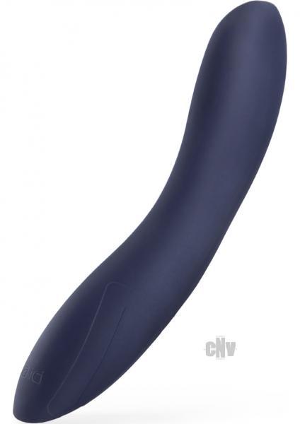 D.1 Black Silicone Dildo