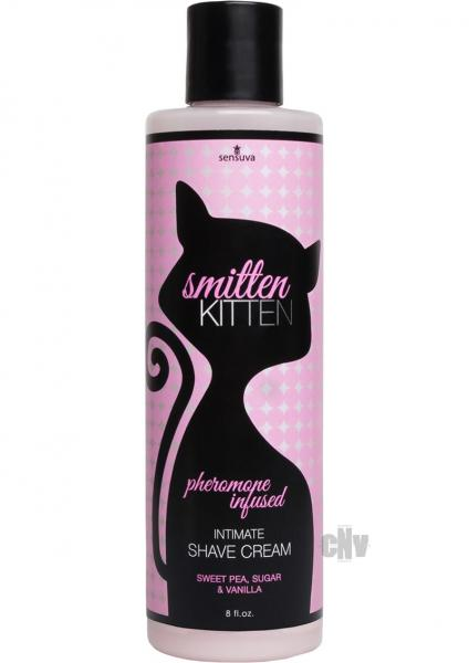 Smitten Kitten Body Shave Cream Vanilla 8oz