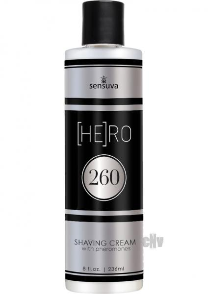 Hero 260 Male Shave Cream Passion 8oz